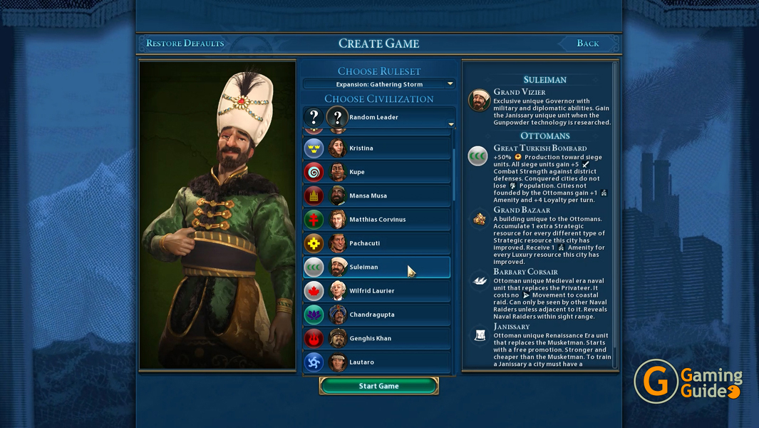 Civilization 6: Gathering Storm Review – Gaming Guide